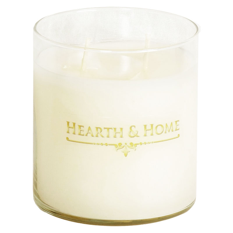 Libbey Cylinder Bowl Scented Candle - 22oz