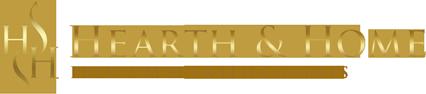 Hearth & Home Candle Company Logo