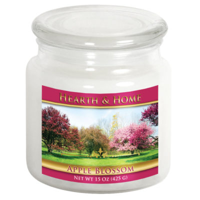 Apple Blossom - Medium Jar Candle