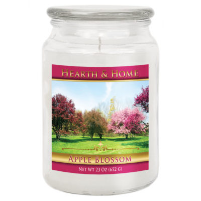 Apple Blossom - Large Jar Candle