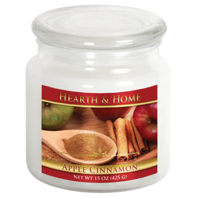 Apple Cinnamon - Medium Jar Candle