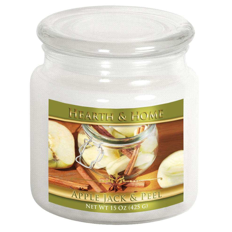 Apple Jack & Peel - Medium Jar Candle