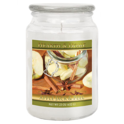 Apple Jack & Peel - Large Jar Candle