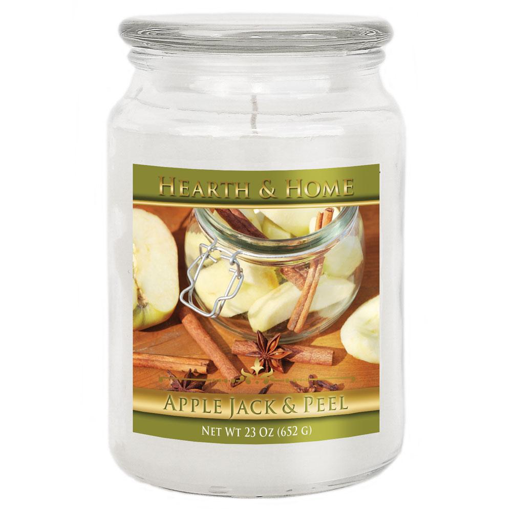 Apple Jack & Peel - Large Jar Candle
