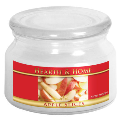 Apple Slices - Small Jar Candle