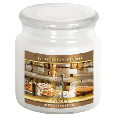 Bakery - Medium Jar Candle