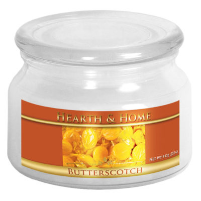 Butterscotch - Small Jar Candle