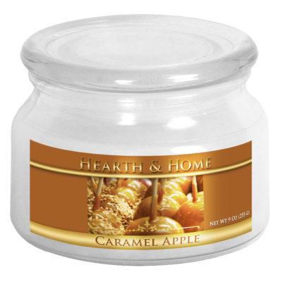 Caramel Apple - Small Jar Candle
