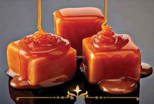 Caramel Toffee Scented Candles