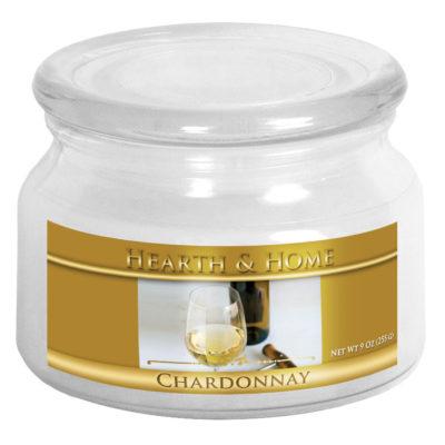 Chardonnay - Small Jar Candle