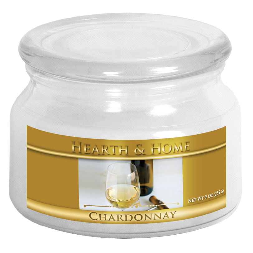 Chardonnay - Small Jar Candle