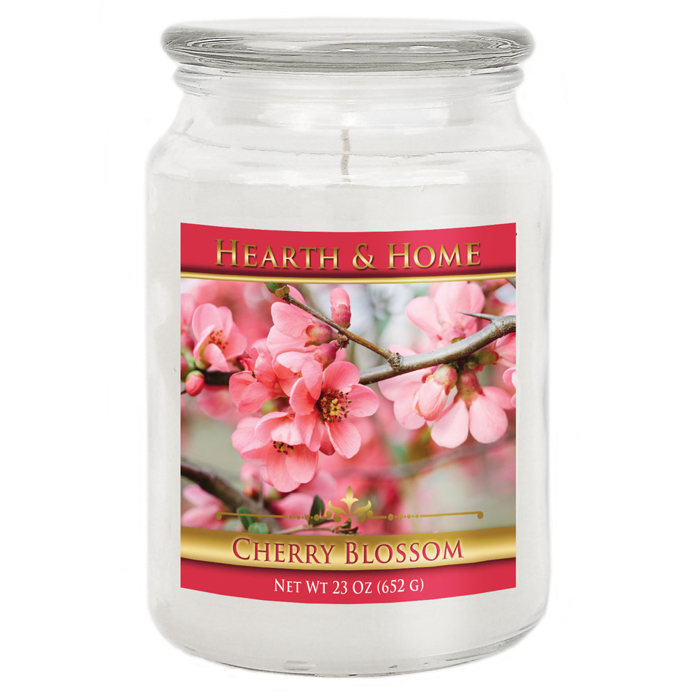 Cherry Blossom - Large Jar Candle