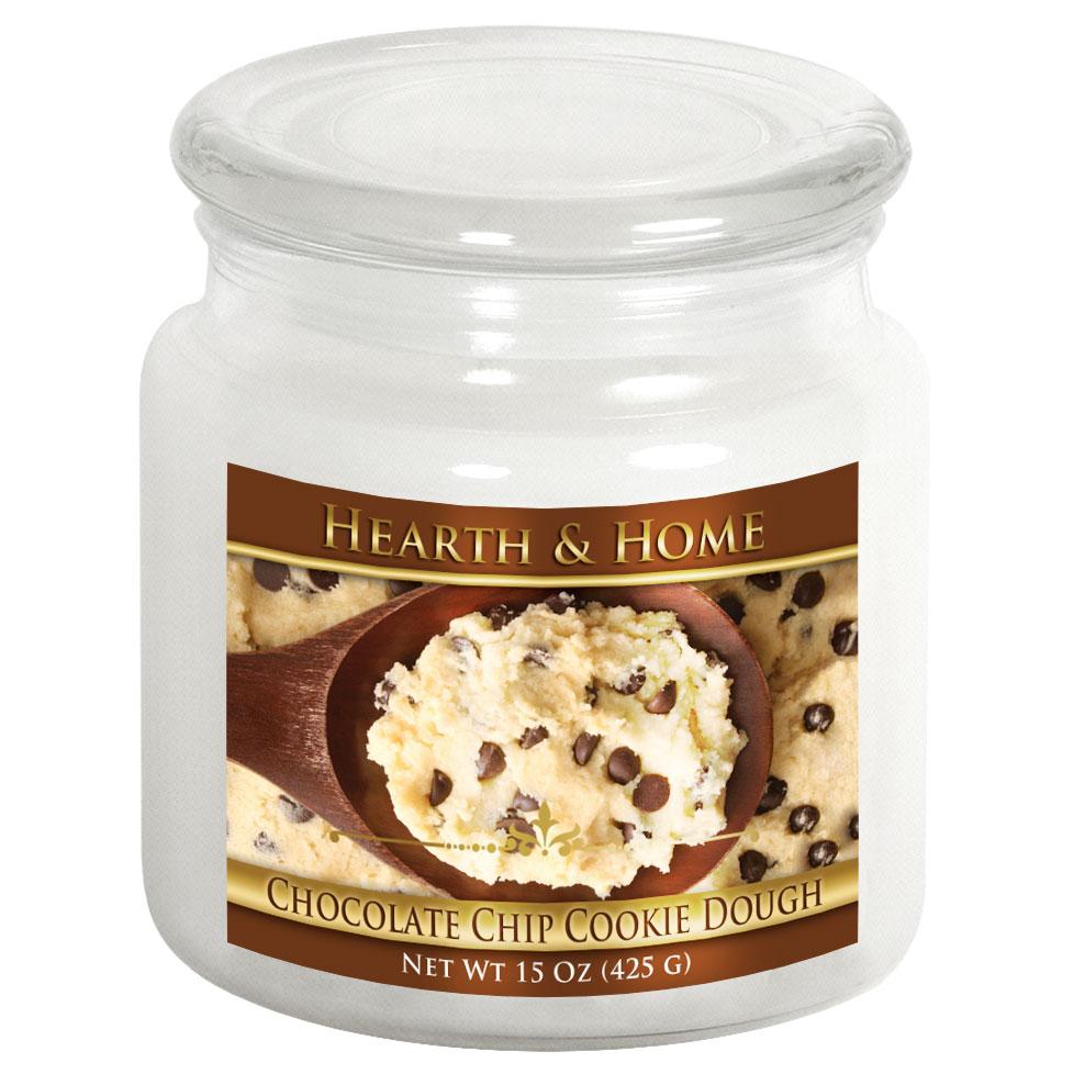 Chocolate Chip Cookie Dough - Medium Jar Candle