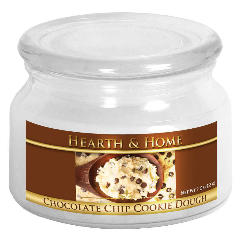Chocolate Chip Cookie Dough - Small Jar Candle