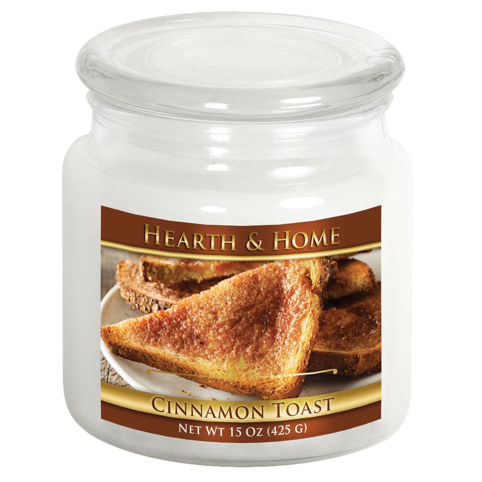 Cinnamon Toast - Medium Jar Candle