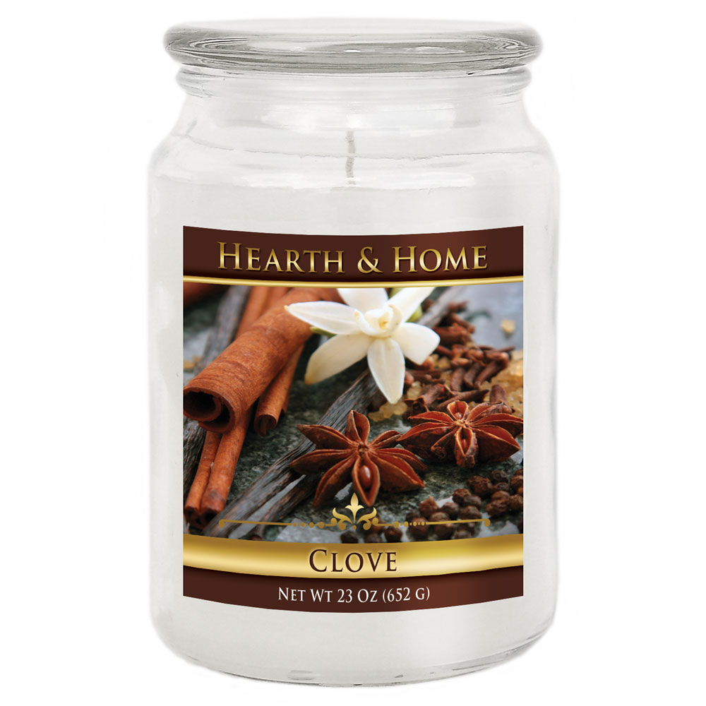 Clove - Large Jar Candle