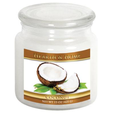 Coconut - Medium Jar Candle