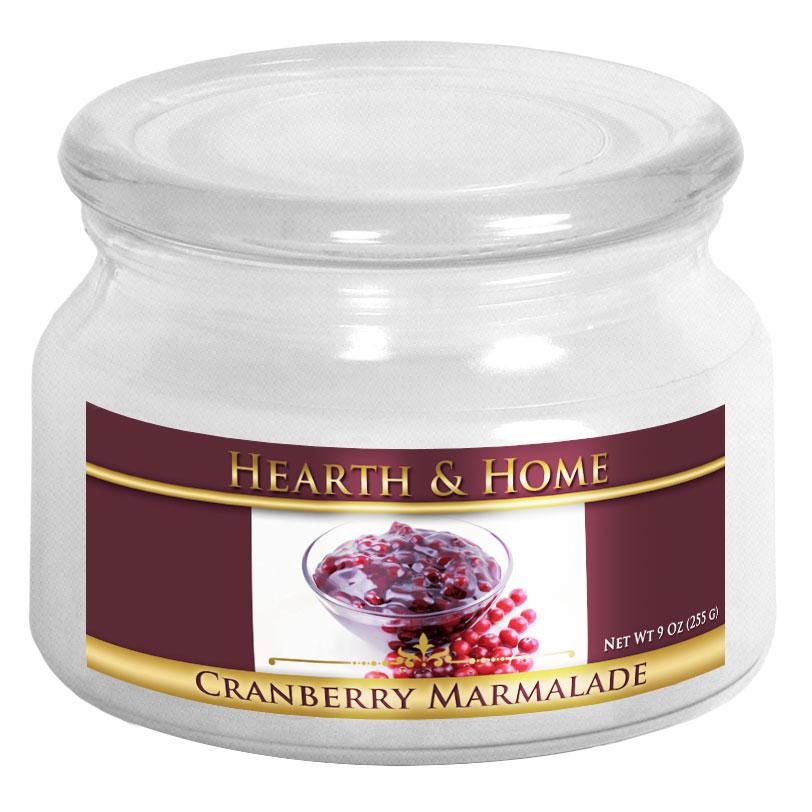 Cranberry Marmalade - Small Jar Candle