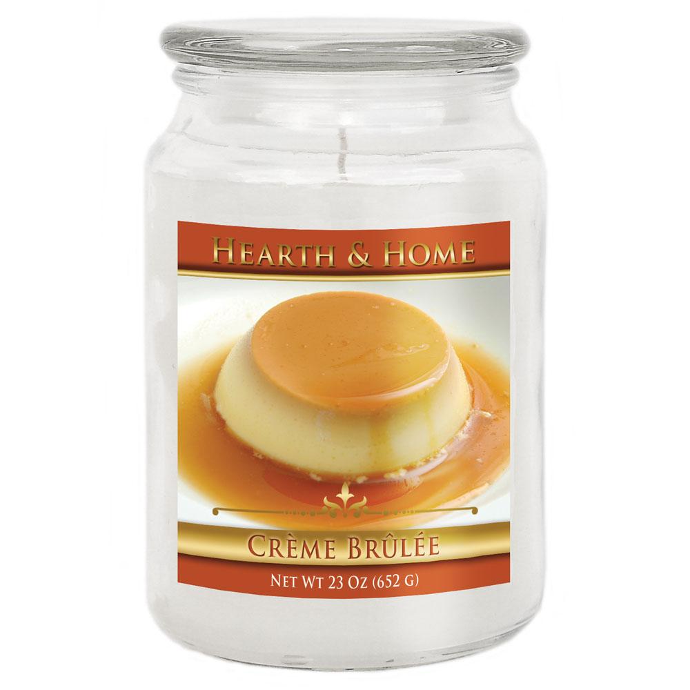Creme Brulee - Large Jar Candle