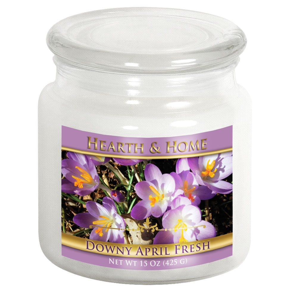 Downy April Fresh - Medium Jar Candle