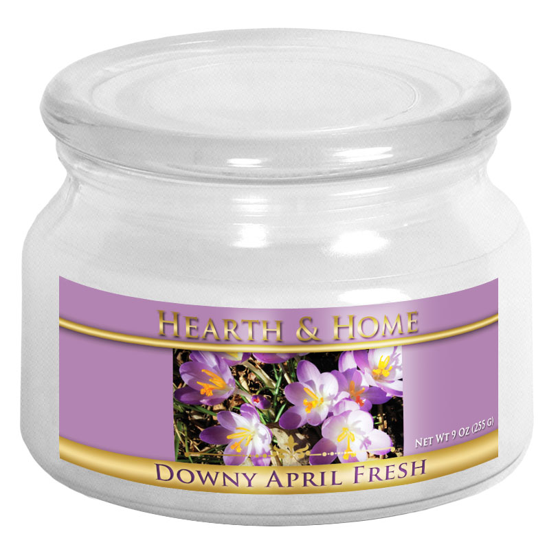 Downy April Fresh - Small Jar Candle