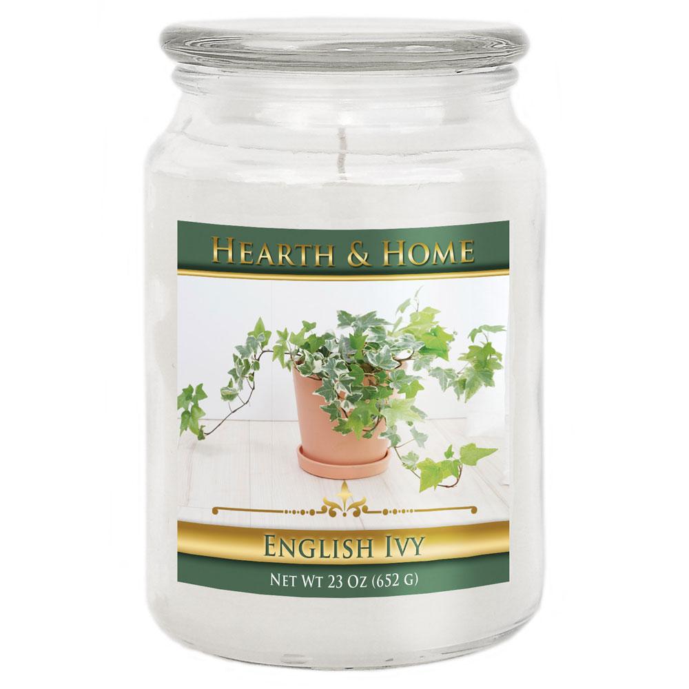 English Ivy - Large Jar Candle