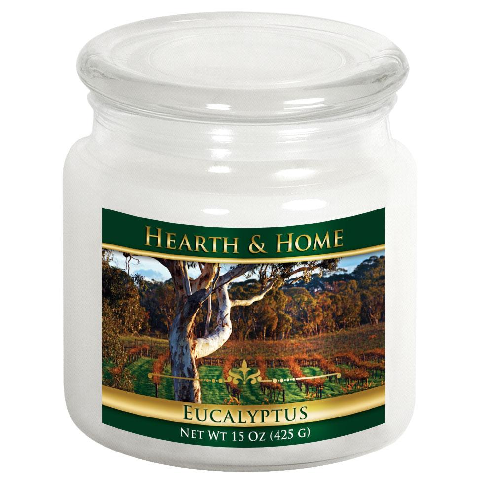 Eucalyptus - Medium Jar Candle