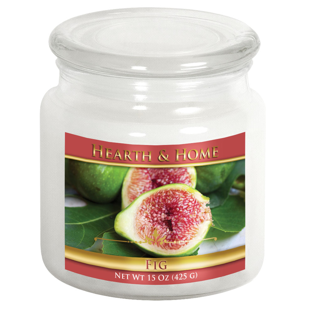 Fig - Medium Jar Candle