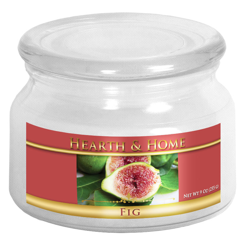 Fig - Small Jar Candle
