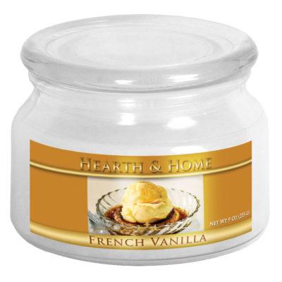 French Vanilla - Small Jar Candle
