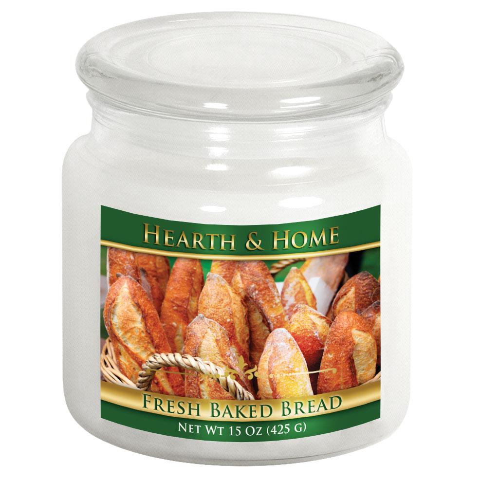 Fresh Baked Bread - Medium Jar Candle