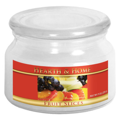 Fruit Slices - Small Jar Candle