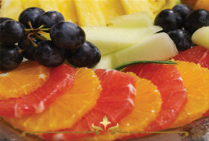 Fruit Slices Scented Candles