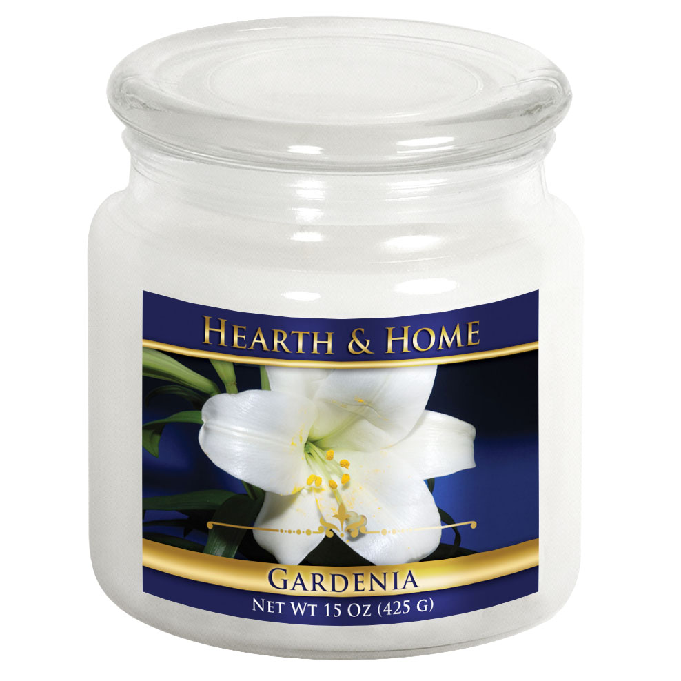 Gardenia - Medium Jar Candle