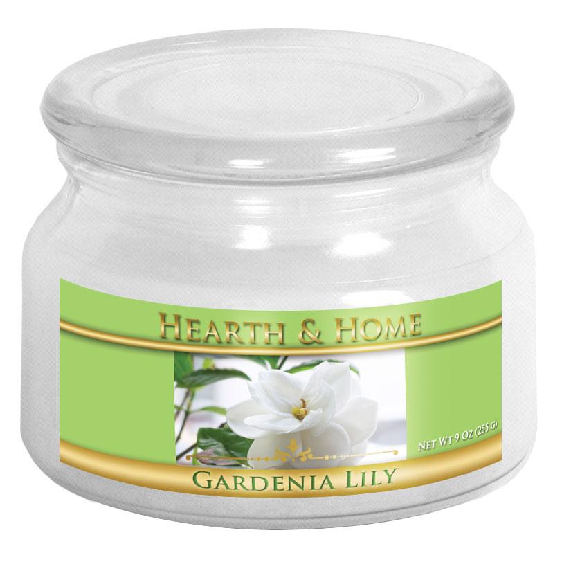 Gardenia Lily - Small Jar Candle