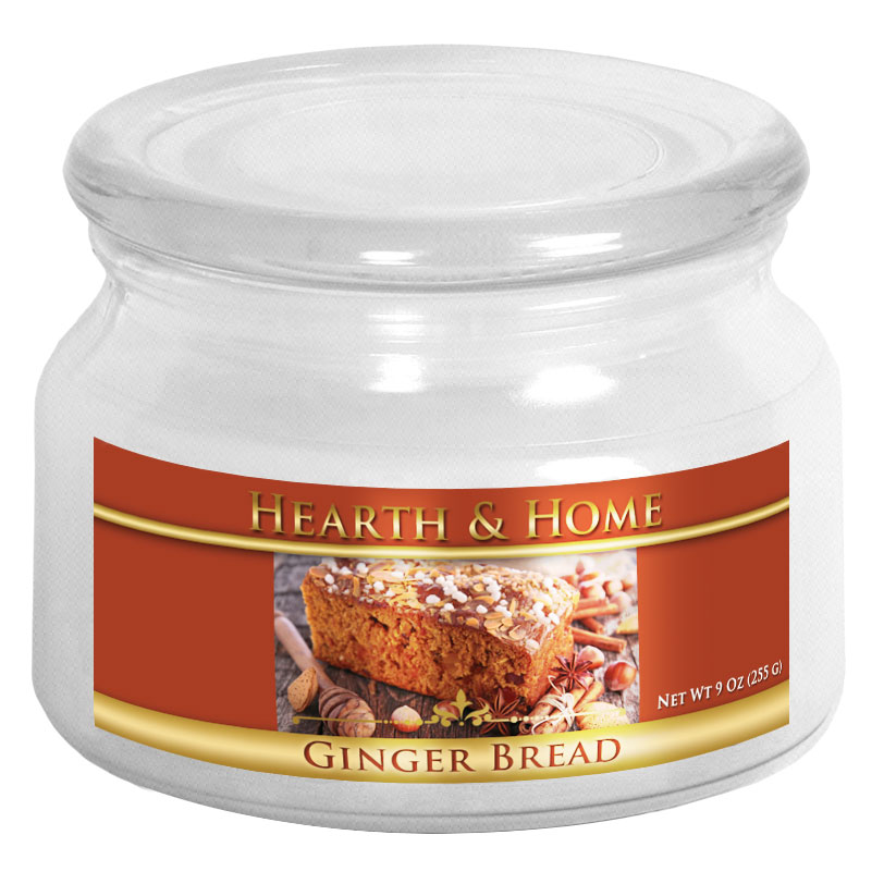 Ginger Bread - Small Jar Candle