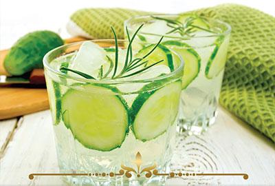 Green Tea & Cucumber