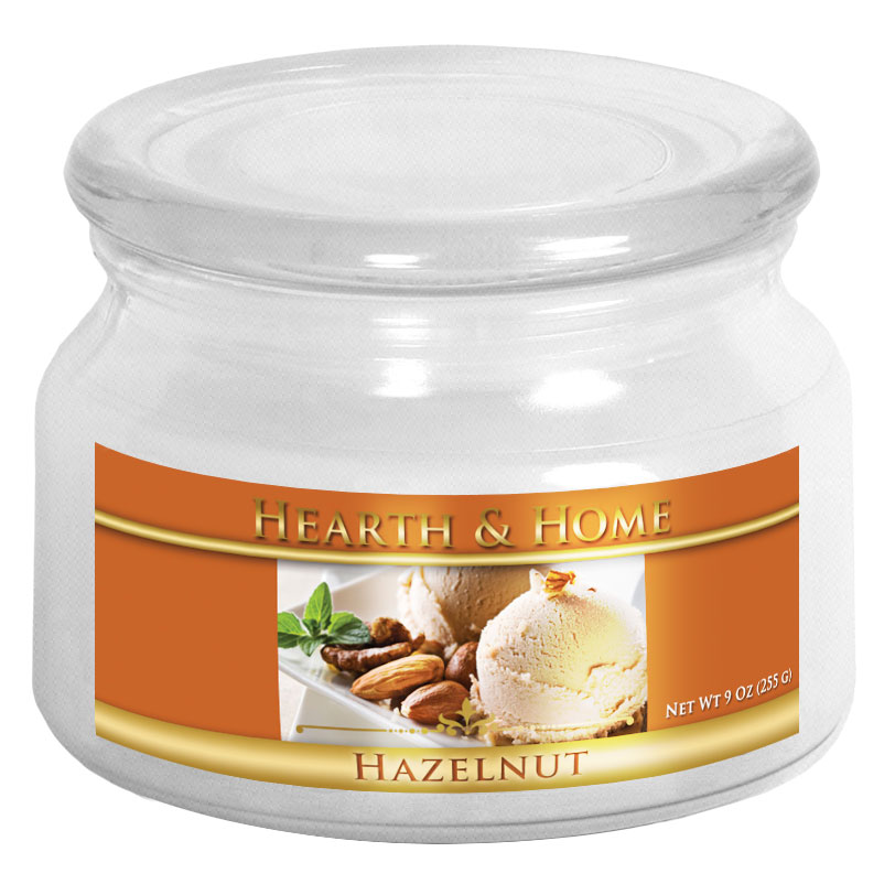Hazelnut - Small Jar Candle