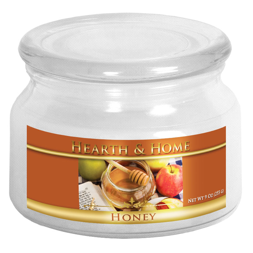 Honey - Small Jar Candle
