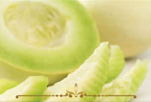 Honeydew Melon Scented Candles