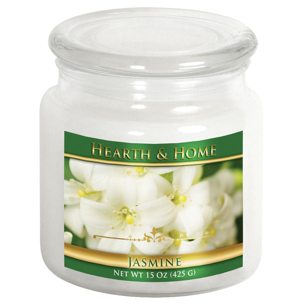 Jasmine - Medium Jar Candle