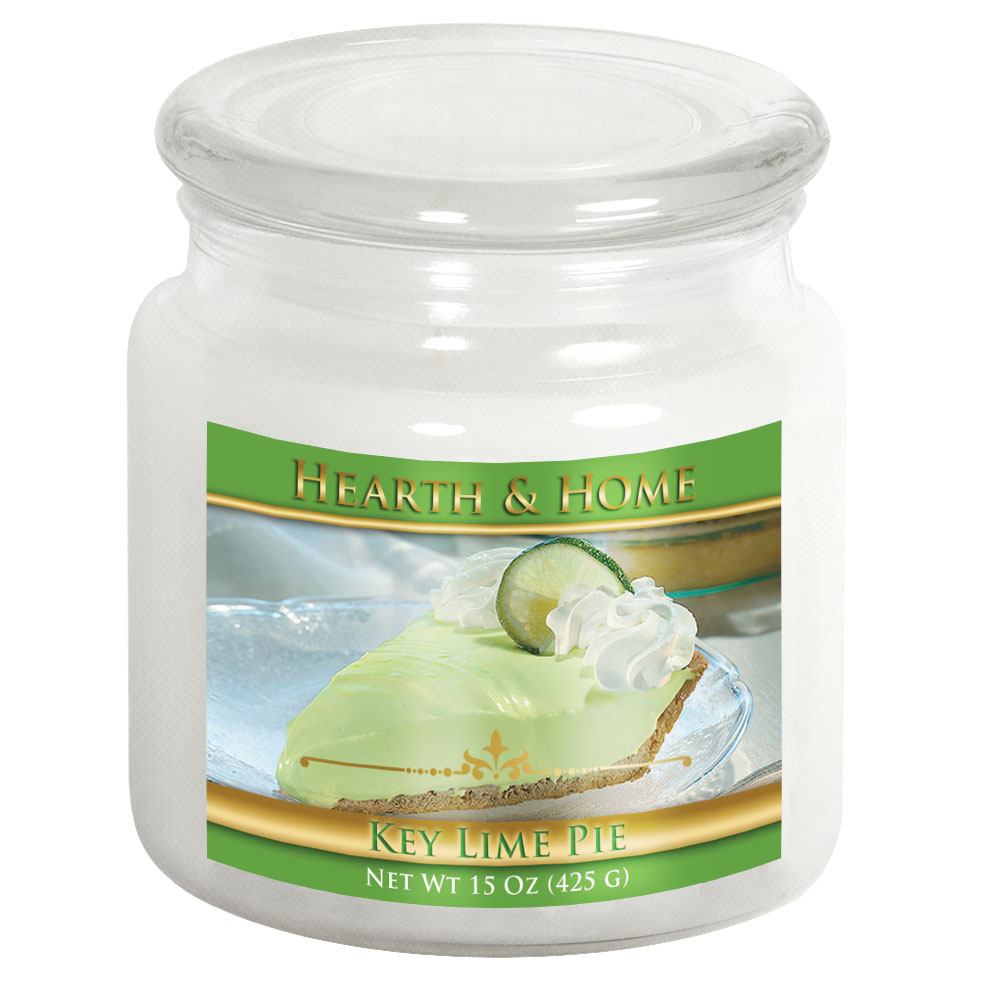 Key Lime Pie - Medium Jar Candle