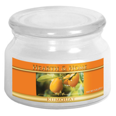 Kumquat - Small Jar Candle