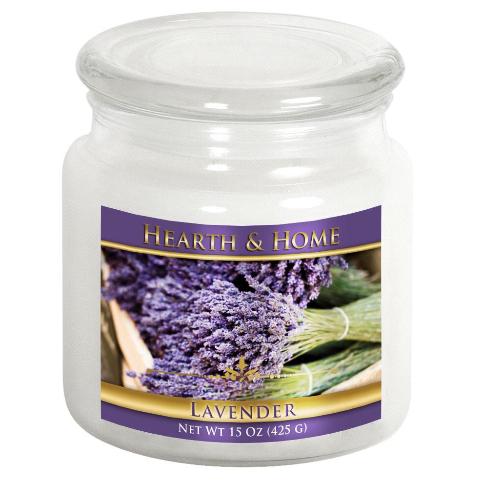 Lavender - Medium Jar Candle