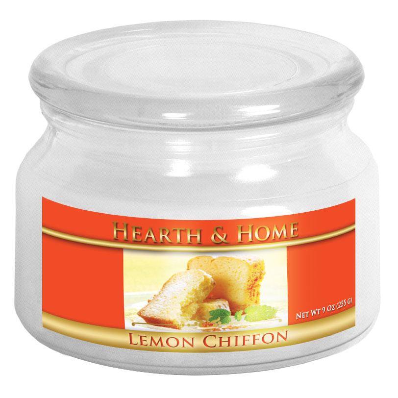 Lemon Chiffon - Small Jar Candle