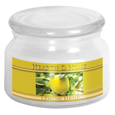 Lemon Drop - Small Jar Candle