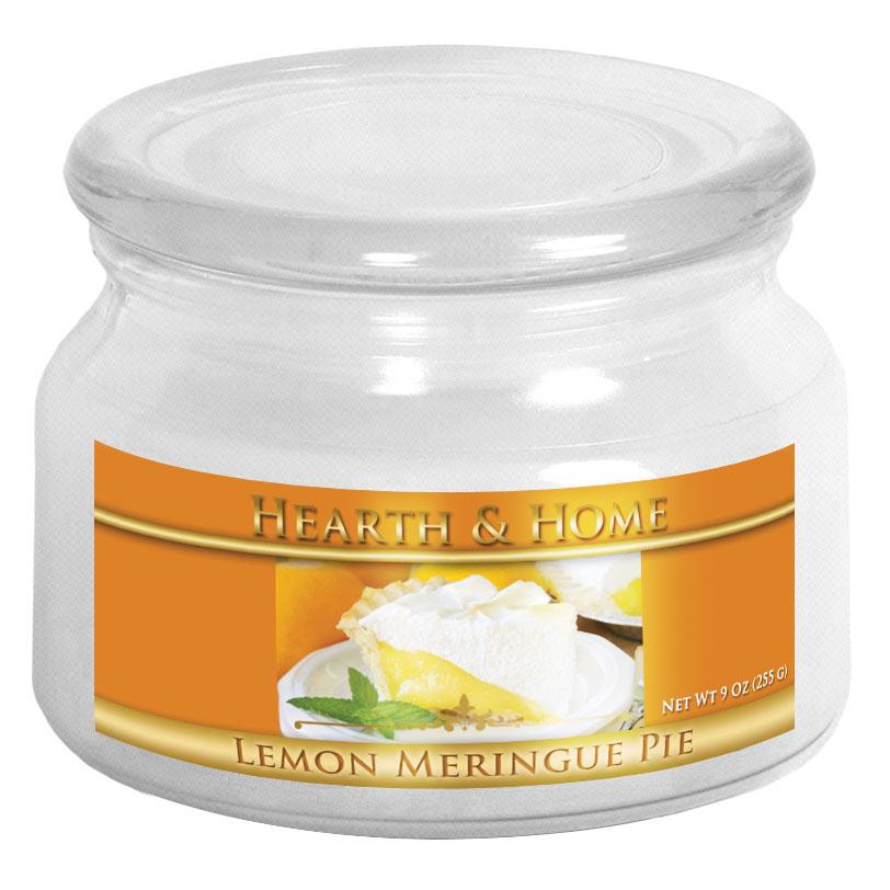 Lemon Meringue Pie - Small Jar Candle