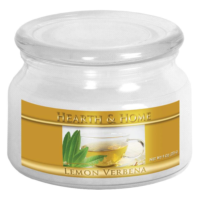 Lemon Verbena - Small Jar Candle