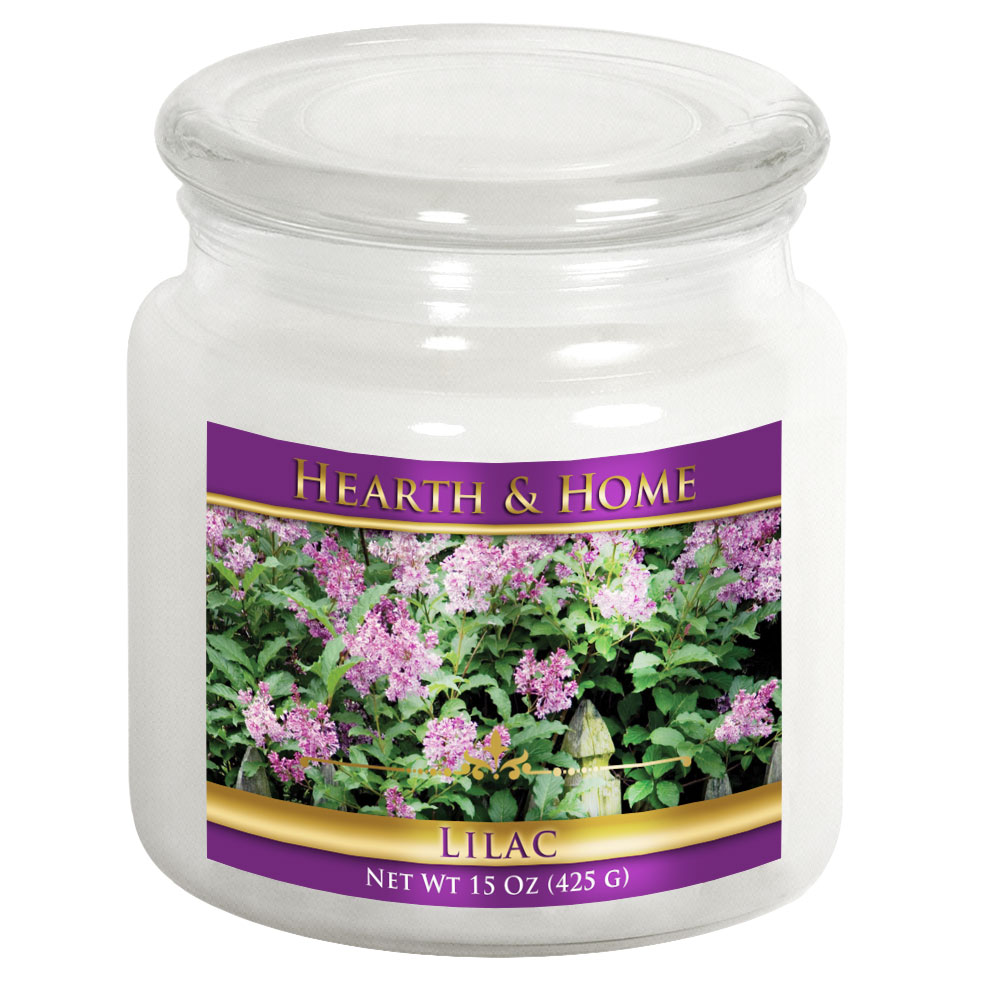 Lilac - Medium Jar Candle