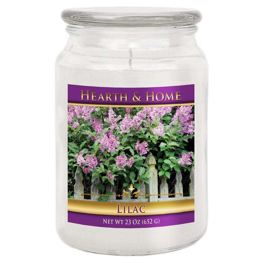 Lilac - Large Jar Candle